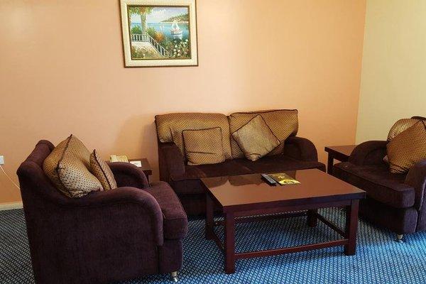Al Bustan Tower Hotel Suites - фото 6
