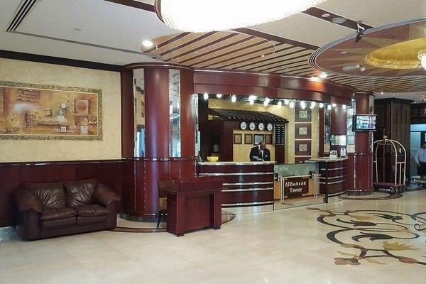 Al Bustan Tower Hotel Suites - фото 9