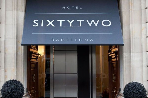 Отель Sixtytwo - 14