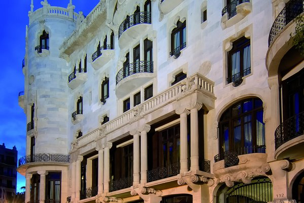 Hotel Casa Fuster G.L Monumento - фото 21