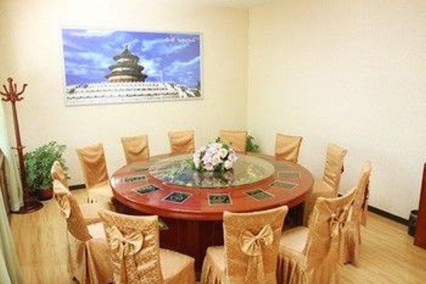 Beijing Airport Silver Ocean Hotel - 11