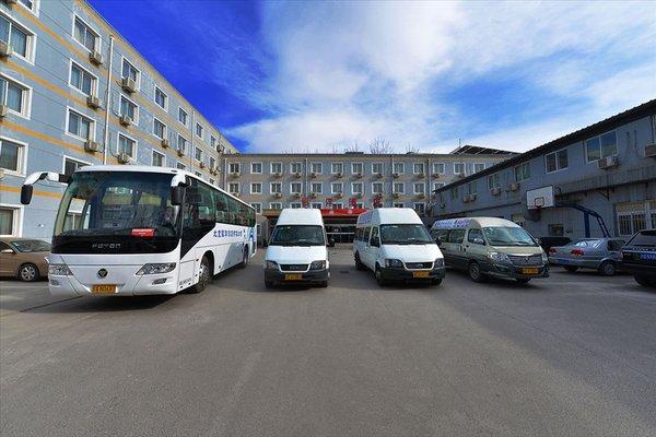 Beijing Airport Silver Ocean Hotel - 23
