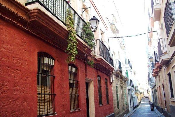 De Cadiz Cadi Hostel - фото 50