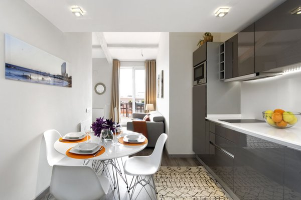 Mercedes Heritage Best Barcelona Apartments - фото 17
