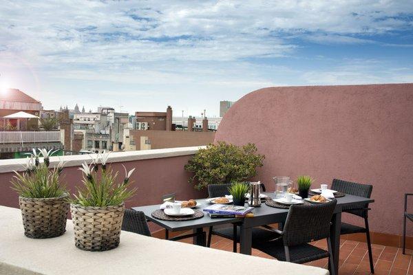 Mercedes Heritage Best Barcelona Apartments - фото 23