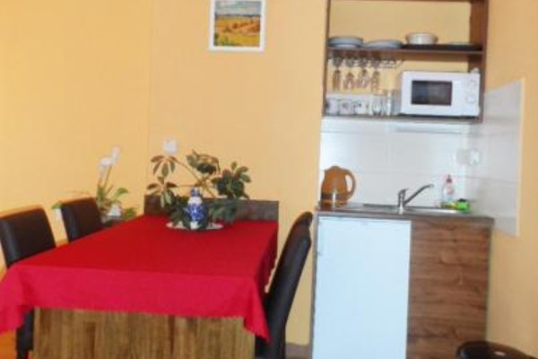 Penzion a restaurace U Trebonskeho kola - фото 5