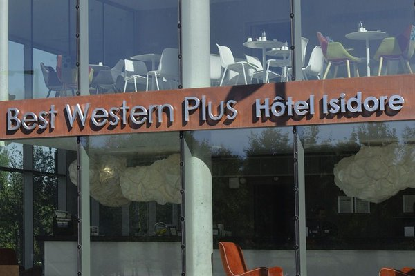 Best Western Plus Hotel Isidore 4* - фото 21