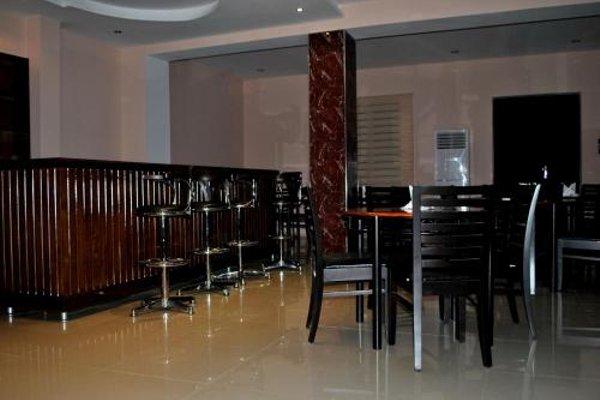 Отель Max Comfort - фото 14