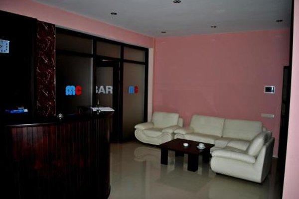 Отель Max Comfort - фото 9