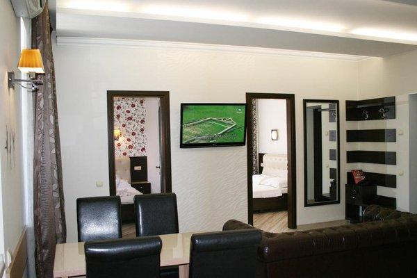 Aparthotel - 15