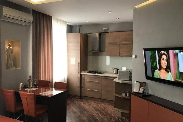 Aparthotel - 4