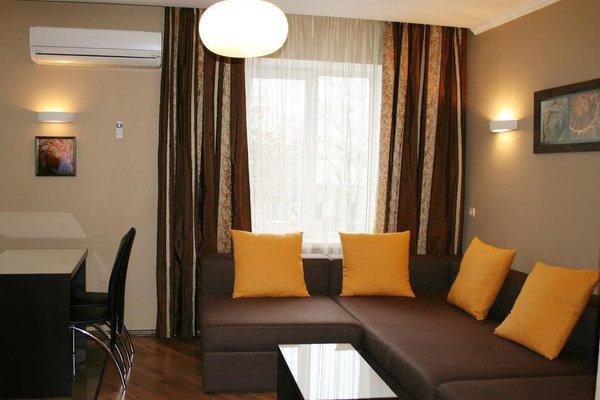 Aparthotel - 7