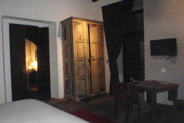Hotel Boutique Secretos De Puebla - фото 22