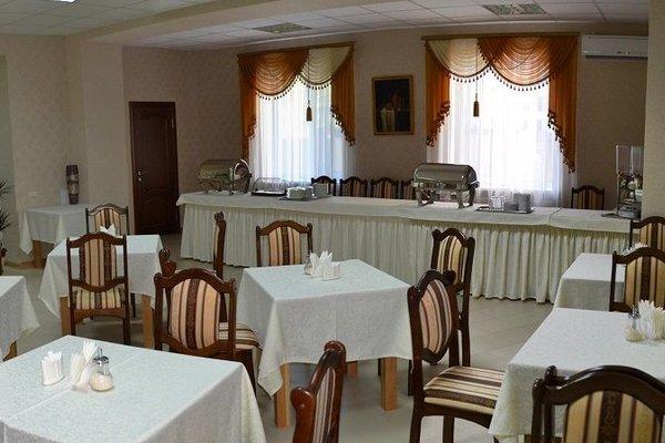 Отель Лазурит - фото 15