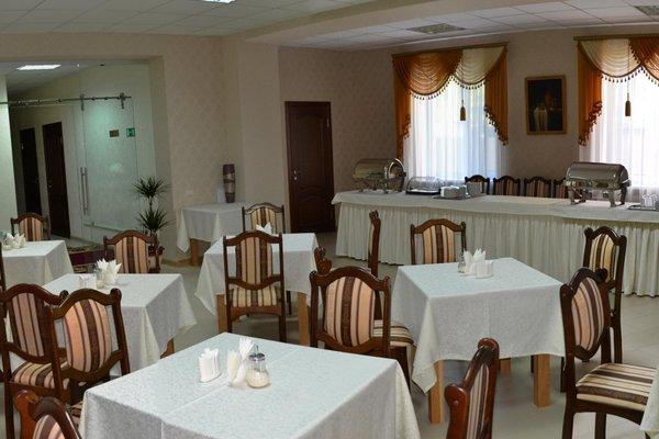 Отель Лазурит - фото 16