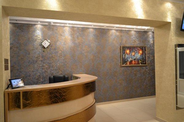 Отель Лазурит - фото 19