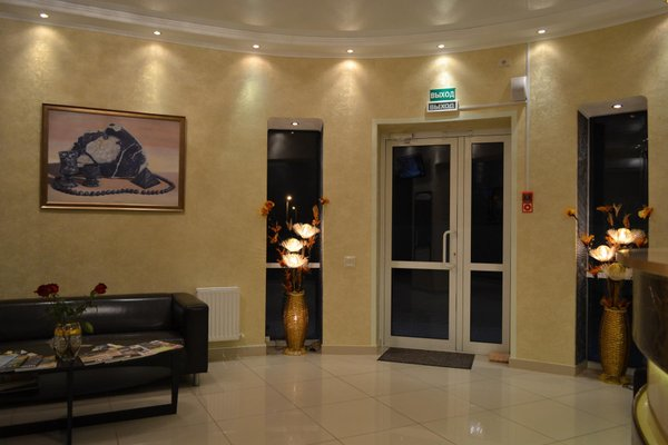 Отель Лазурит - фото 9