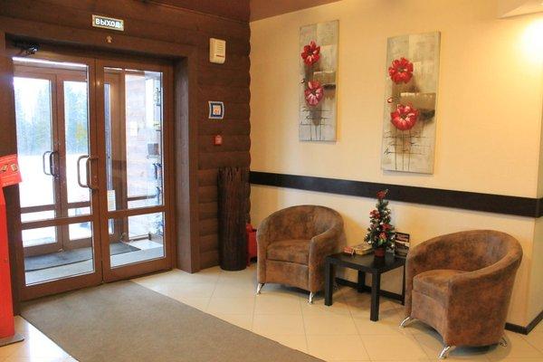 Отель Вилга - фото 10