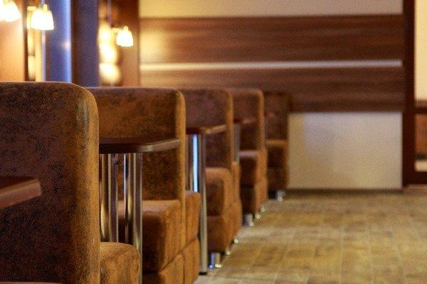 Отель Вилга - фото 11