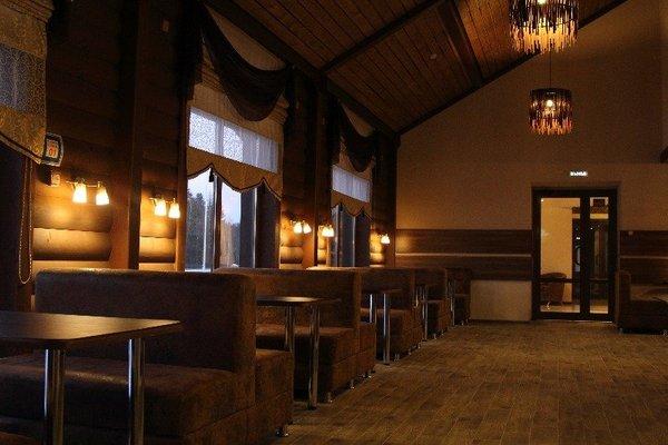 Отель Вилга - фото 15