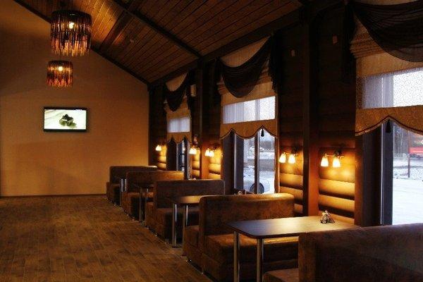 Отель Вилга - фото 16
