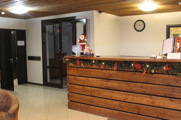 Отель Вилга - фото 18