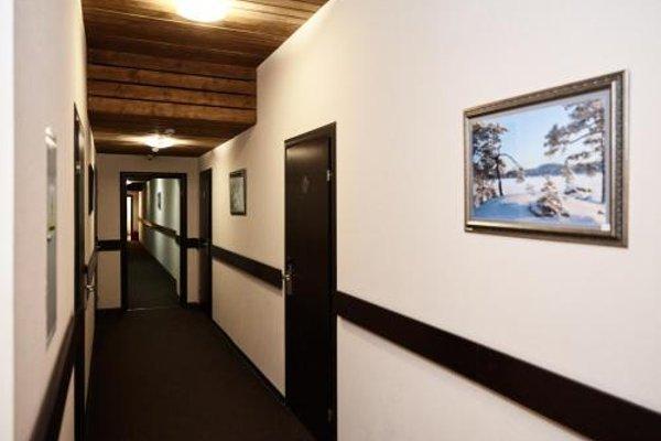 Отель Вилга - фото 21