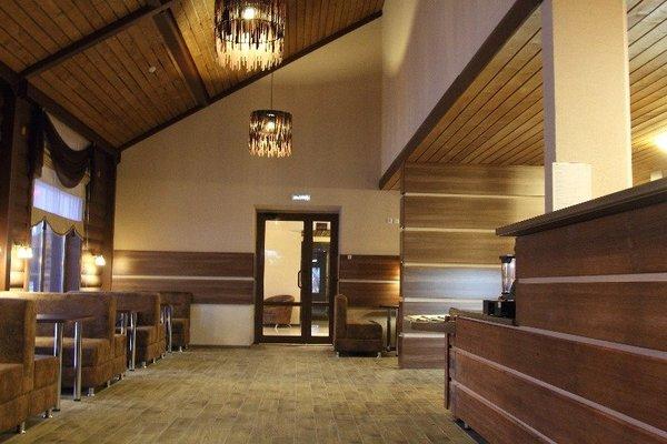 Отель Вилга - фото 9