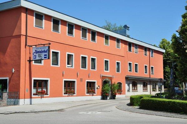 Hotel Almtalerhof - фото 18