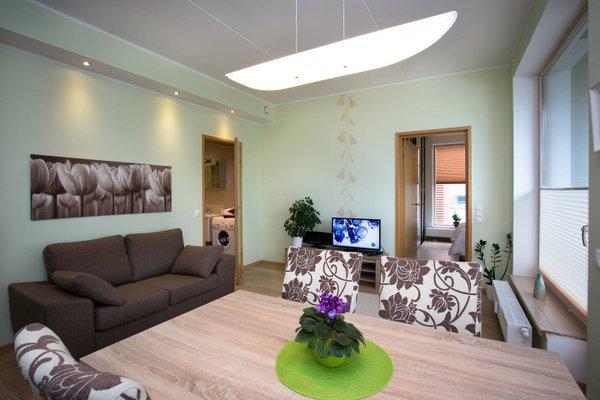 Elegant House Apartments - фото 25