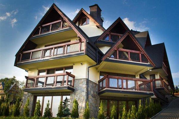 Apartament M5 Zakopane - фото 3