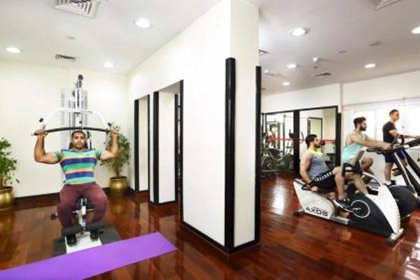 Al Hayat Hotel Suites - фото 13