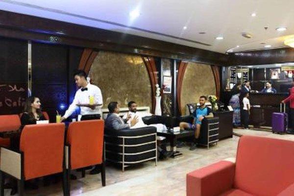 Al Hayat Hotel Suites - фото 5