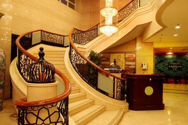 Ningxia Dasha Hotel - 10