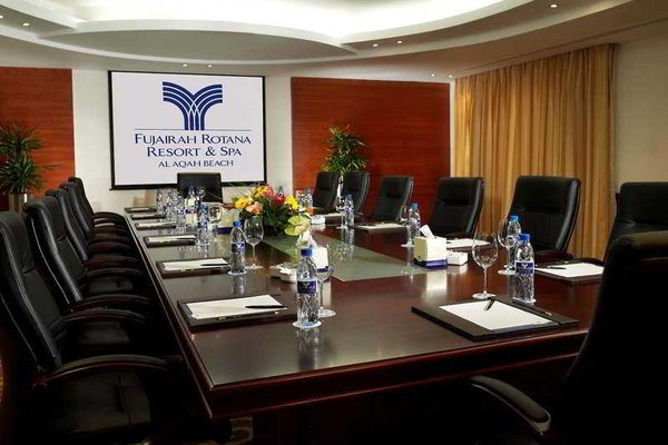 Fujairah Rotana Resort & Spa - Al Aqah Beach - фото 14