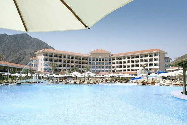 Fujairah Rotana Resort & Spa - Al Aqah Beach - фото 21