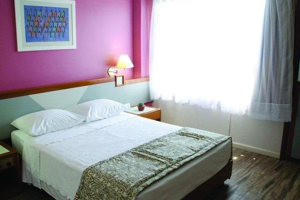 Cachoeiro Plaza Hotel - фото 36