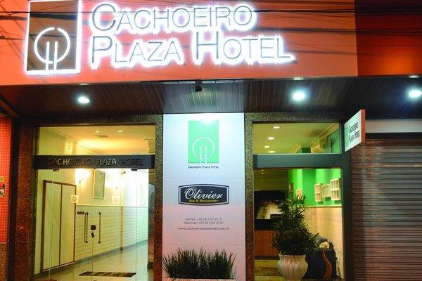 Cachoeiro Plaza Hotel - фото 17