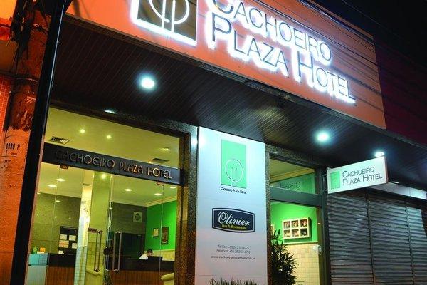 Cachoeiro Plaza Hotel - фото 18