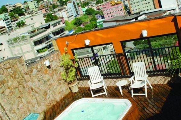 Cachoeiro Plaza Hotel - фото 21