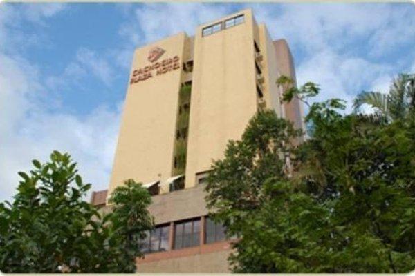 Cachoeiro Plaza Hotel - фото 22