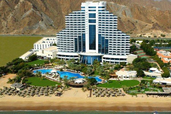 Le Meridien Al Aqah Beach Resort - фото 33
