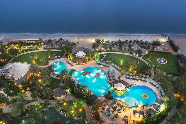 Le Meridien Al Aqah Beach Resort - фото 21