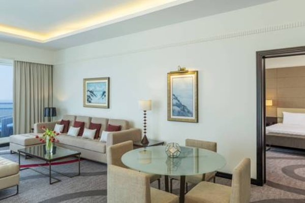 Le Meridien Al Aqah Beach Resort - фото 4