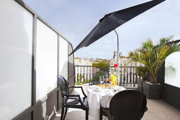 Hotel Villa Real - фото 20