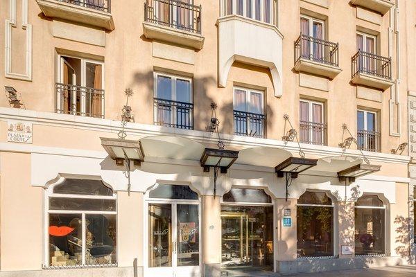 Hotel Villa Real - фото 21