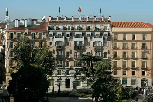Hotel Villa Real - фото 22