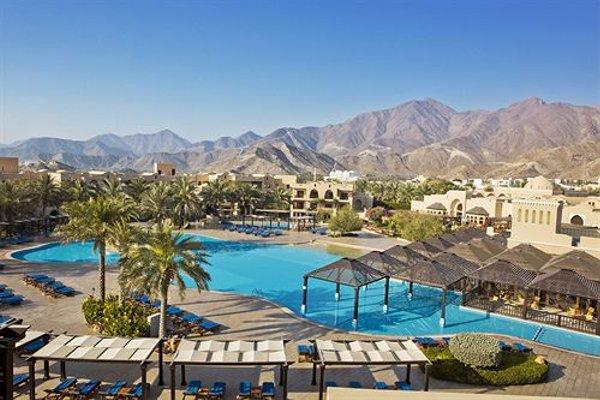 Miramar Al Aqah Beach Resort (ех. Iberotel Miramar Al Aqah Beach Resort) - фото 20
