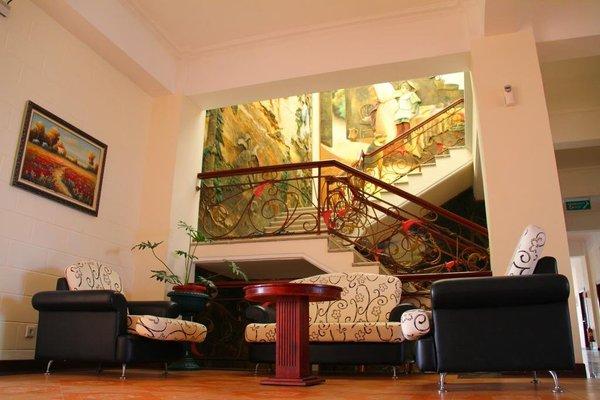 Hotel Mega Lestari - фото 11