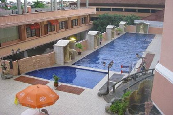 Hotel Mega Lestari - фото 20